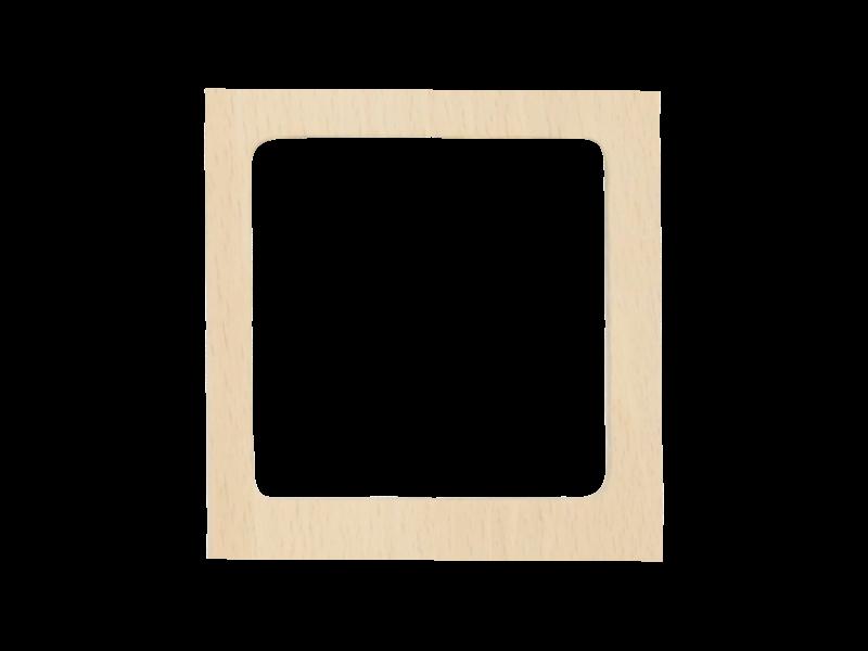 cadre en bois 3 mini photos petit bois brut fabriquant. Black Bedroom Furniture Sets. Home Design Ideas