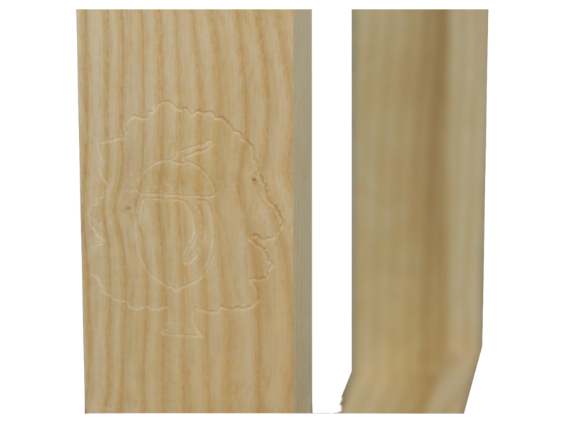 cadre en bois sur mesure Petit Bois Brut Fabriquant de meubles et objets en bois massifs  # Cadre Bois Sur Mesure