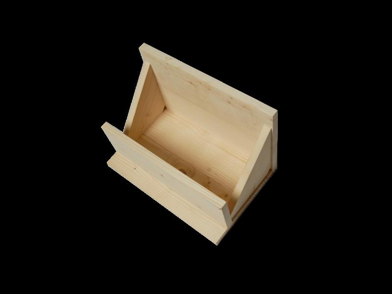 petite tag re murale petit bois brut fabriquant de. Black Bedroom Furniture Sets. Home Design Ideas