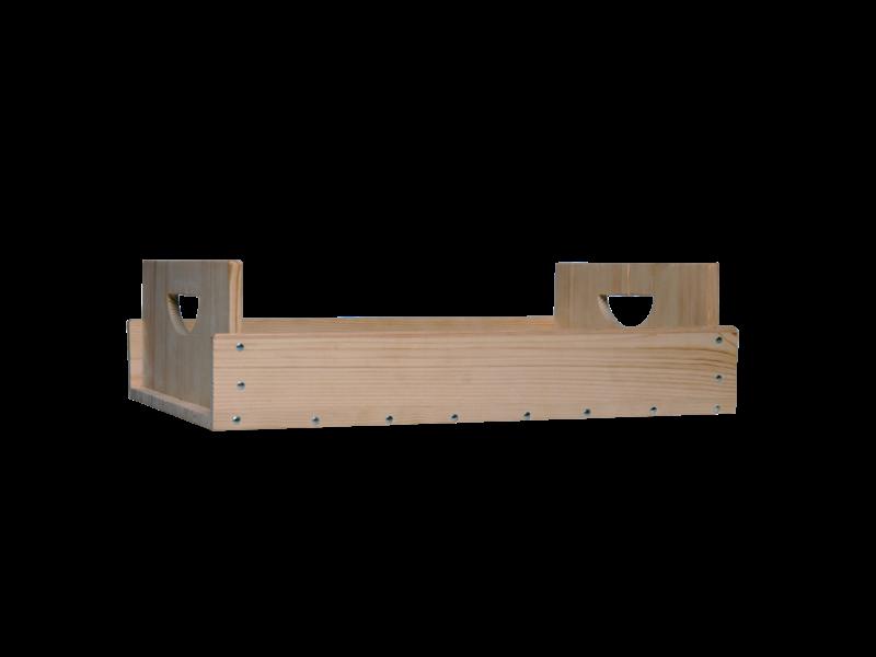 Plateau en pin petit bois brut fabriquant de meubles et for Petit meuble en bois brut