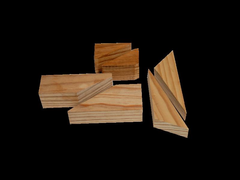 kit de cales x6 pi ces petit bois brut fabriquant de meubles et objets en bois massifs. Black Bedroom Furniture Sets. Home Design Ideas
