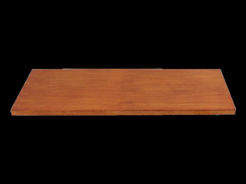 Tablette murale en bois massif petit bois brut - Tablette murale chene ...