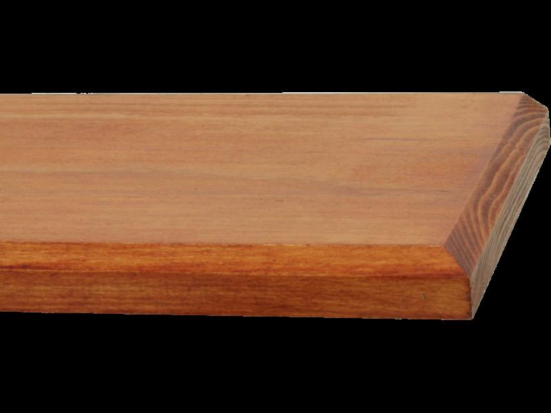 Tablette murale en bois massif petit bois brut - Tablette en chene massif ...