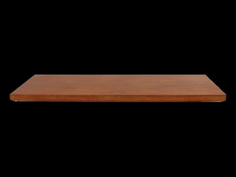 Tablette murale en bois massif petit bois brut - Tablette murale bois ...