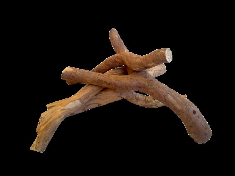D coration style bois flott en eucalyptus petit bois for Objets de decoration en bois flotte