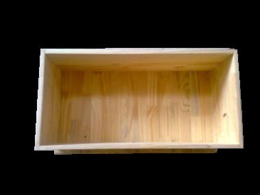 caisse en bois petit bois brut fabriquant de meubles et objets en bois massifs vente en ligne. Black Bedroom Furniture Sets. Home Design Ideas