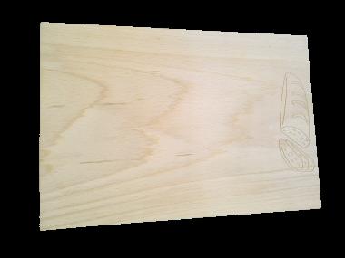 planche d couper avec un motif frais petit bois brut. Black Bedroom Furniture Sets. Home Design Ideas