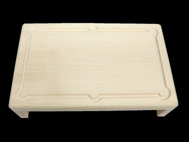 planche d coupe sur pieds chant petit bois brut fabriquant de meubles et objets en bois. Black Bedroom Furniture Sets. Home Design Ideas