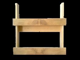 rangement petit bois brut fabriquant de meubles et objets en bois massifs. Black Bedroom Furniture Sets. Home Design Ideas